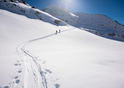Ski touring course – basic