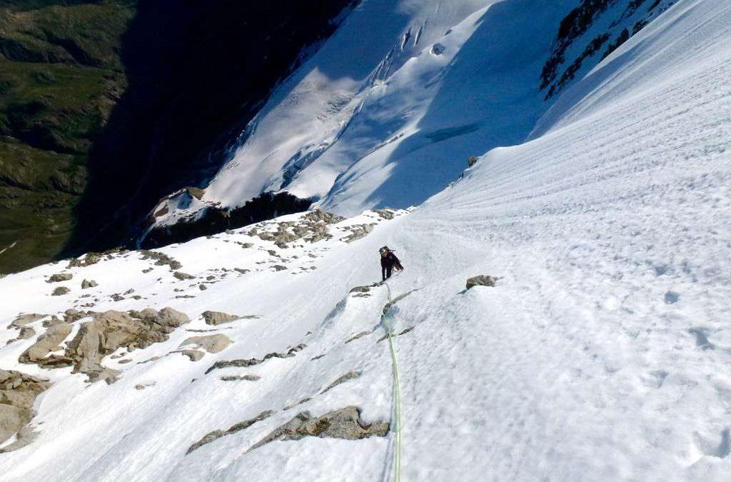 Alpinismo invernale – perfezionamento