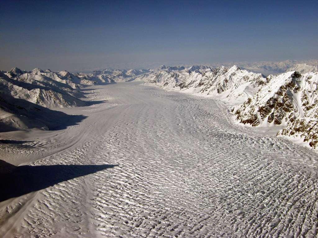 la Mer des Glaces locale...un ghiacciaietto da poco!