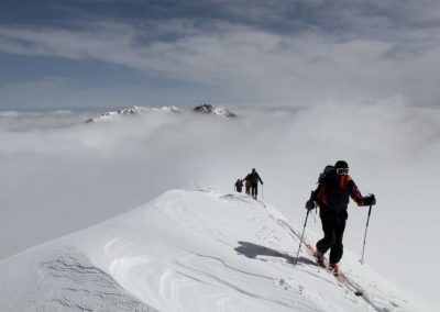 Toubkal and High Atlas ski touring