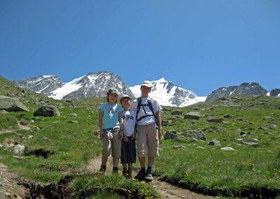 Grand Paradiso Trek Tour