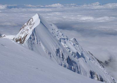 Monte Bianco – Via normale italiana