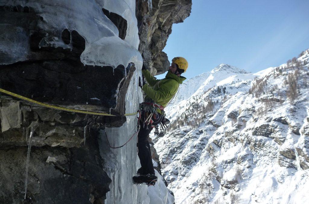Arrampicata su ghiaccio – Avanzato