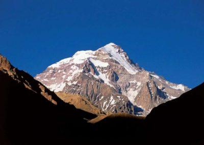 Aconcagua 6959 m – False Polish route