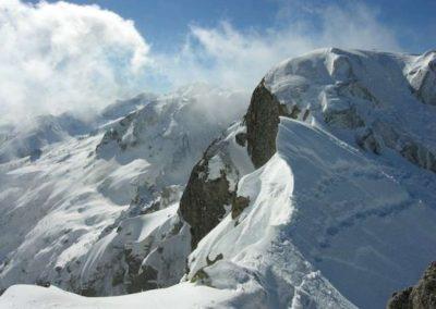 Corsica ski tour travrese