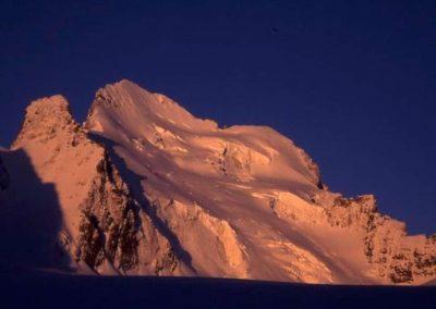 Ecrins ski touring haute route