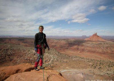 Indian Creek and Moab – trad climbing