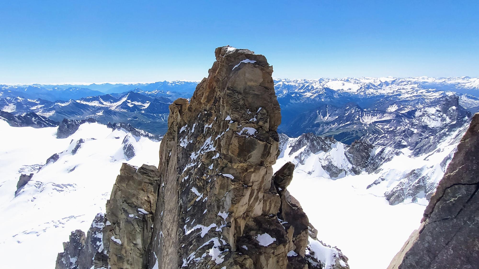 Vista sulla Chaubert