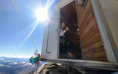 Innominata al Monte Bianco